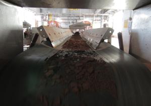 Duffin Creek Ash Conveyor